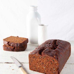 Vegan Date & Walnut Bread