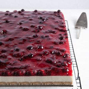 Berry Cheesecake Catering Box