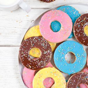 DONUT DUNKER BISCUITS 20PK