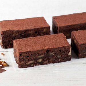 FLOURLESS CHOCOLATE BROWNIE 6PK