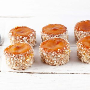 Orange & Almond Tumblecakes