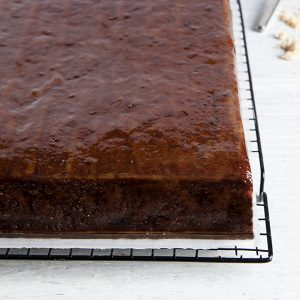 Sticky Date Pudding Catering Box