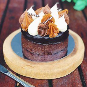 Chocolate Surrender Babycake – 5 inch