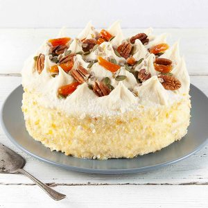 Bugsys Carrot Cake