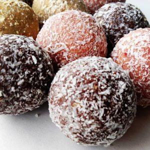 Major Tom Protein Balls