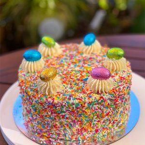 """7"""" FUNFETTI CAKE"""